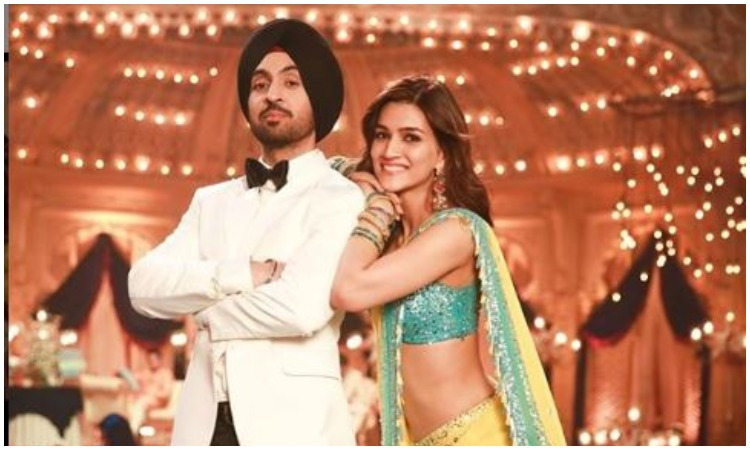 Diljit dosanjh and kriti sanon- India TV Hindi