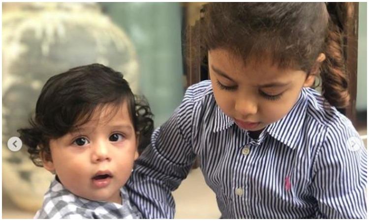 Zain and misha kapoor- India TV Hindi