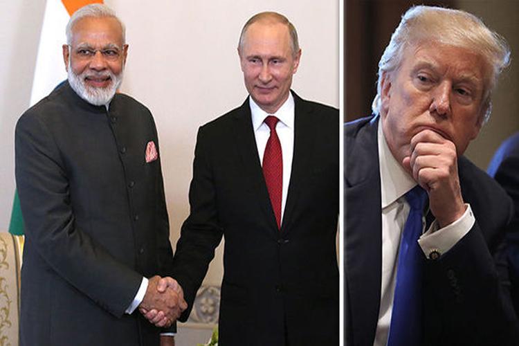 अमेरिका ने फिर दी भारत को चेतावनी, कहा-रूस से न ले एस-400 मिसाइल रक्षा प्रणाली- India TV Hindi