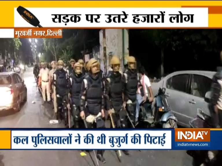 Delhi Mukharjee nagar- India TV Hindi