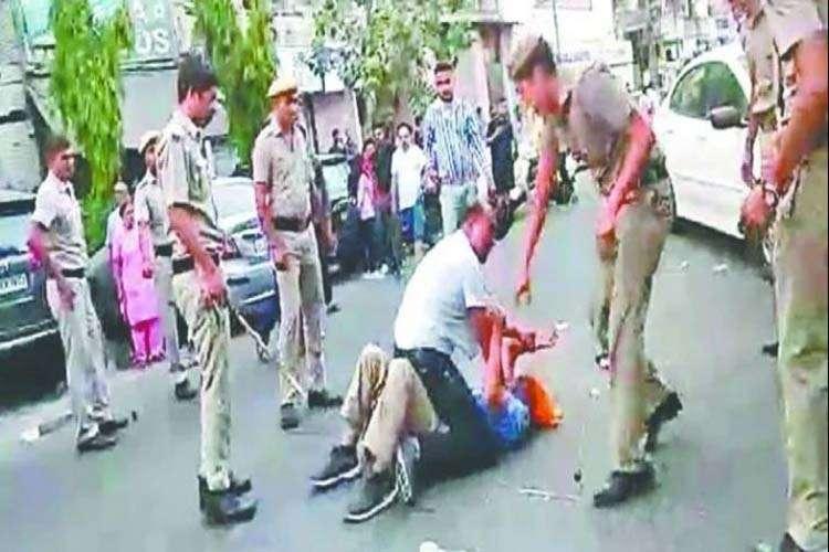 Mukherjee Nagar Case- India TV Hindi