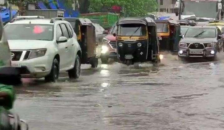 Mumbai Rains- India TV Hindi