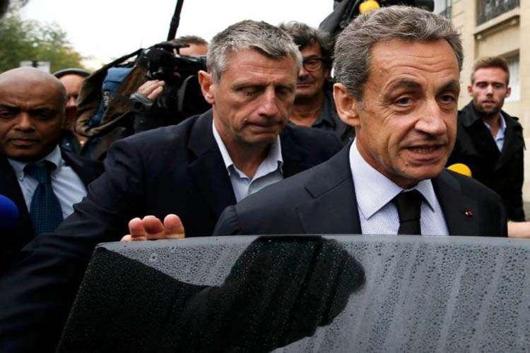 Nicolas Sarkozy File Photo- India TV Hindi