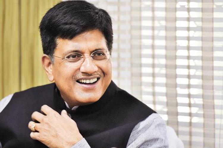 केंद्रीय मंत्री पीयूष गोयल राज्यसभा में सदन के उपनेता नियुक्त- India TV Hindi
