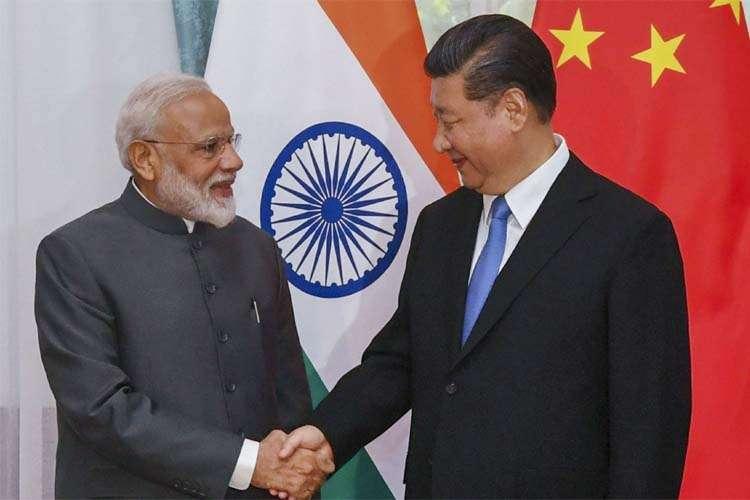 PM Modi Meet Xi Jingping- India TV Hindi