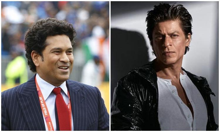 Sachin tendulkar and Shah rukh khan- India TV Hindi
