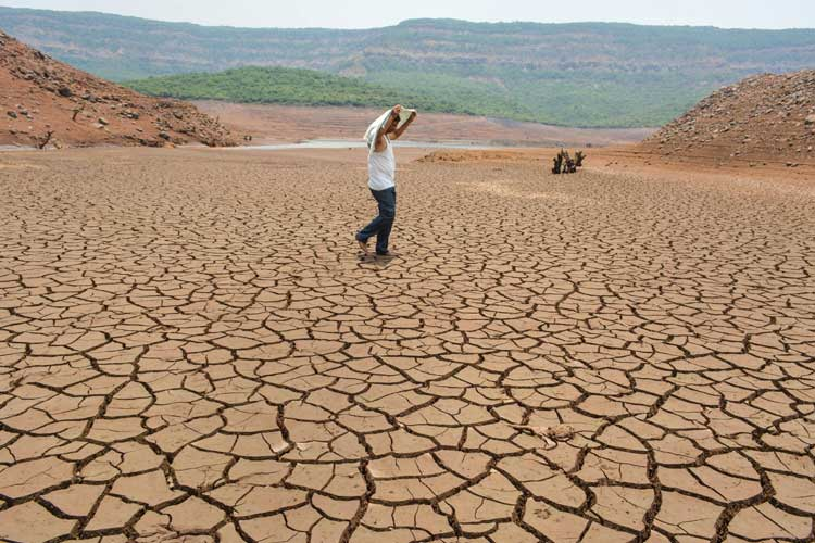 Delay in monsoon pushes rainfall deficiency to 45% in...- India TV Hindi