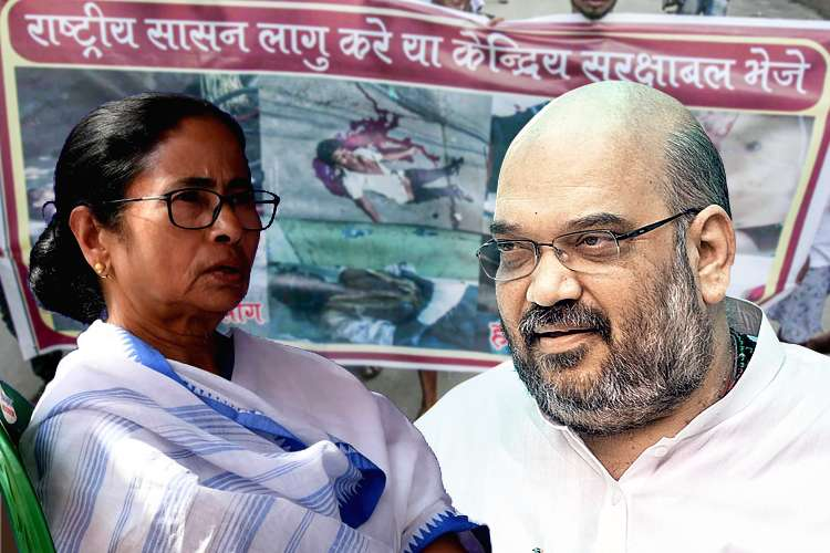 BJP forms 3-member committee to probe deaths in Bhatpara clashes in Bengal- India TV Hindi
