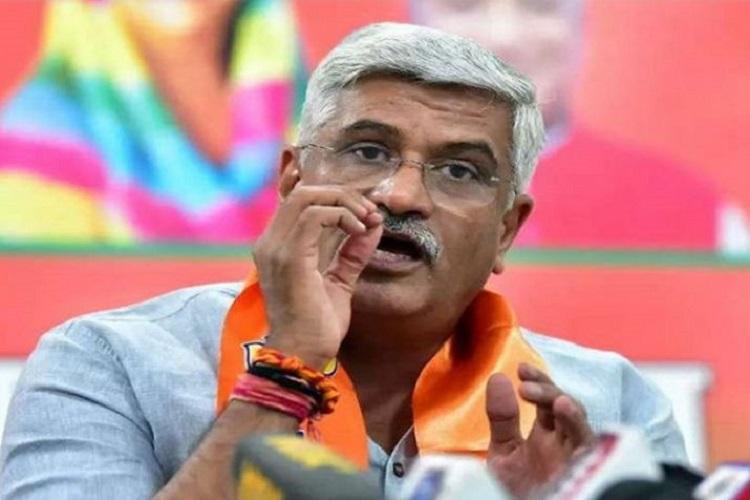 Jal Shakti Minister Gajendra Singh Shekhawat clamed to...- India TV Hindi