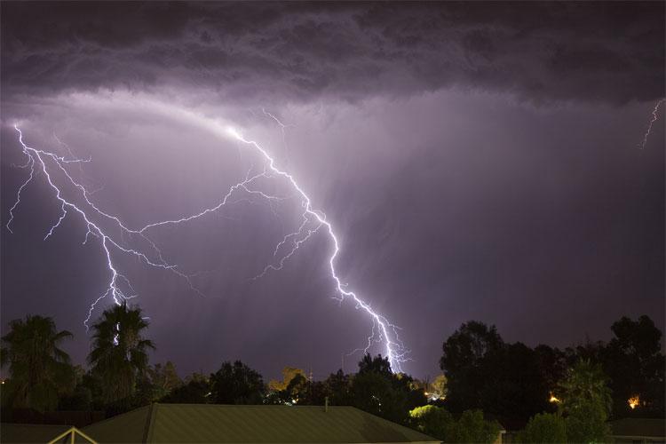 Rain Thunderstorm- India TV Hindi