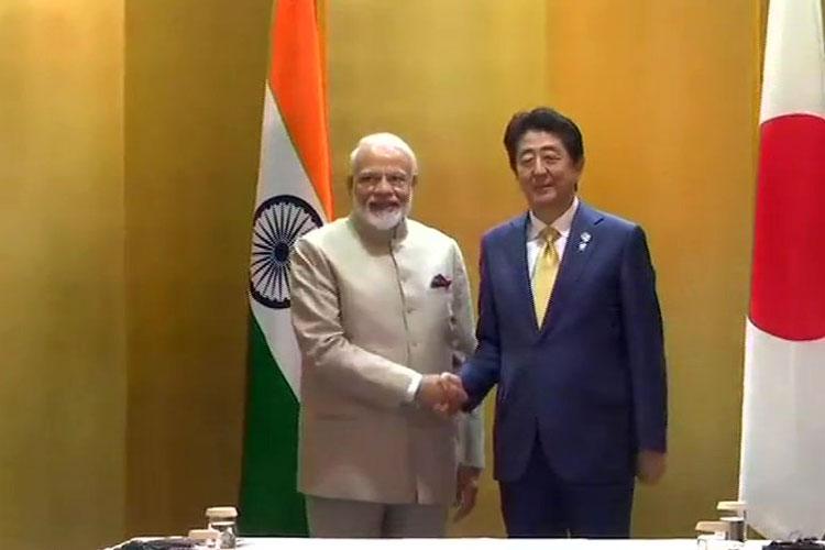 Modi in Japan- India TV Hindi