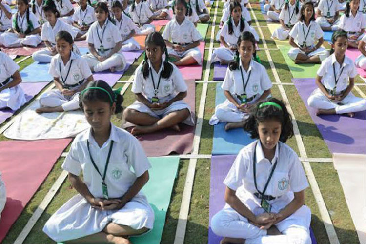 Proposal sent to HRD to add Yoga in educational curriculum: Shripad Naik- India TV Hindi