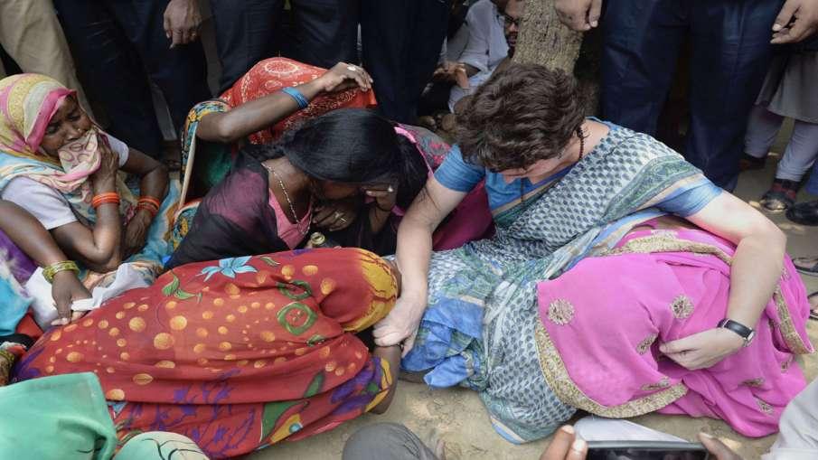 Sonbhadra Firing: Yogi Adityanath to meet victim's kin on Sunday- India TV Hindi