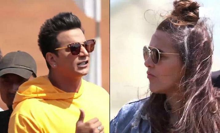 Prince Narula and Neha dhupia- India TV Hindi