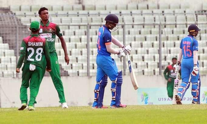 India u19 vs Bangladesh u19- India TV Hindi