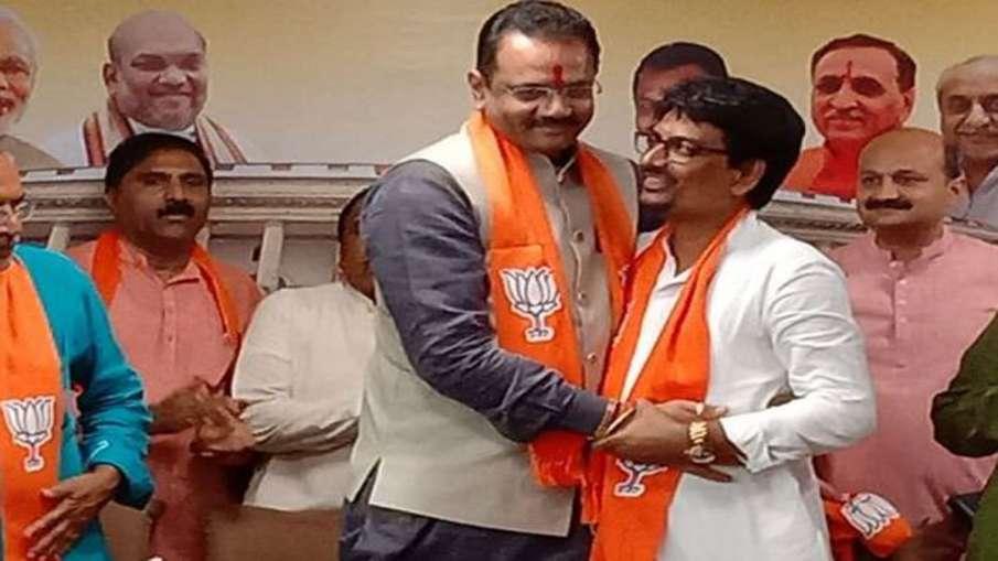 Alpesh Thakor and Dhaval Singh joins BJP on Thursday- India TV Hindi