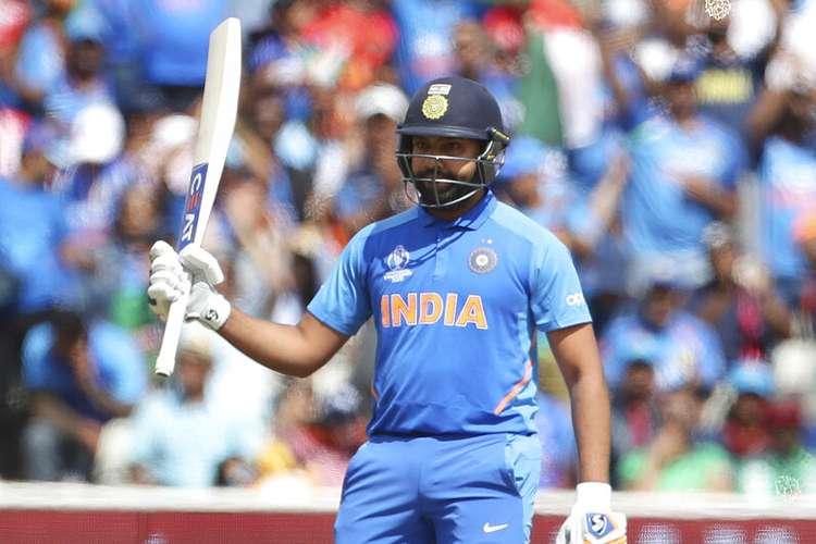 भारत बनाम बांग्लादेश: रोहित शर्मा ने जड़ा वर्ल्ड कप 2019 का चौथा शतक, लगाई रिकॉर्ड्स की झड़ियां- India TV Hindi