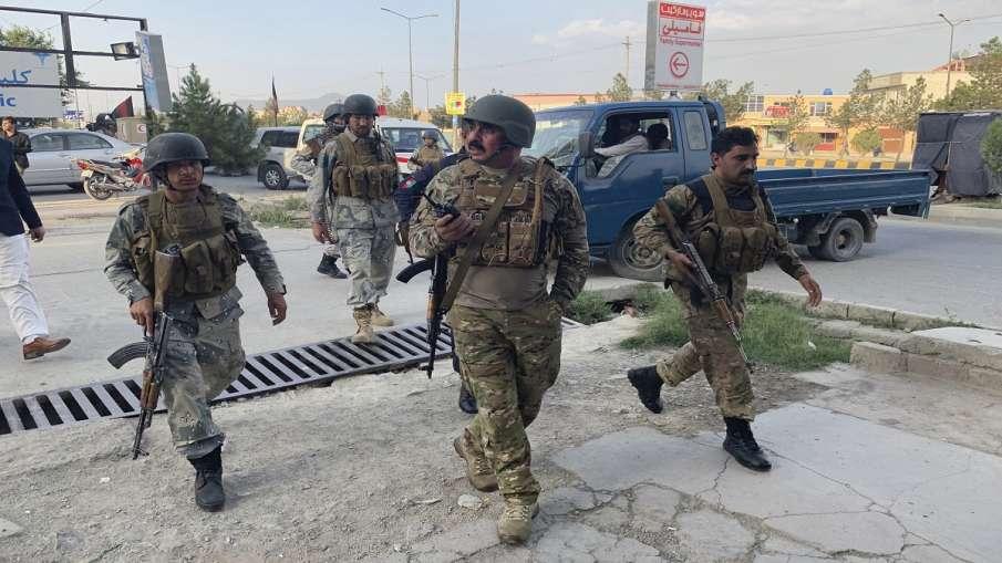 अफगानिस्तान में उपराष्ट्रपति पद के उम्मीदवार के दफ्तर पर हमला, एक की मौत- India TV Hindi