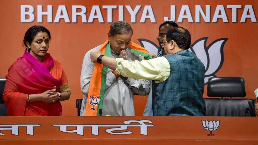 Congress, Sanjay Singh, Amita Singh, BJP - India TV Hindi