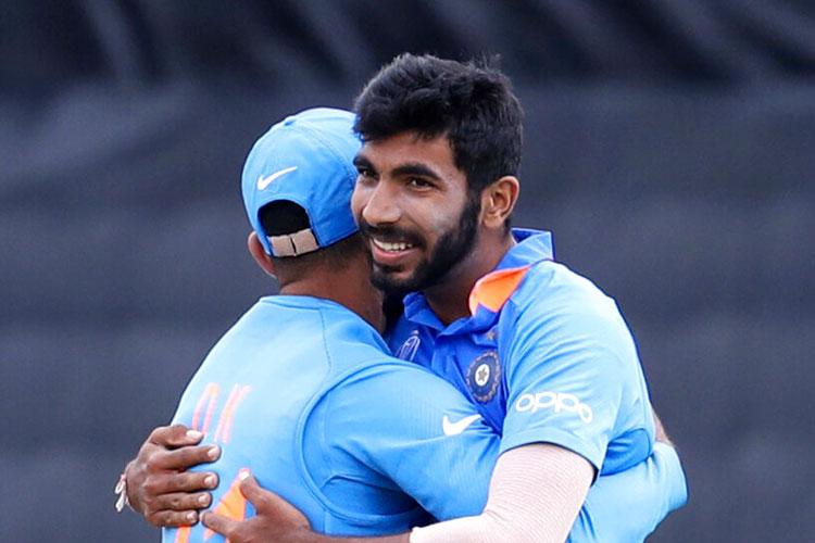बांग्लादेश बनाम भारत, विश्व कप 2019, मैच 40 Highlights: रोहित (104) की शतकीय पारी के बाद बुमराह (4/5- India TV Hindi