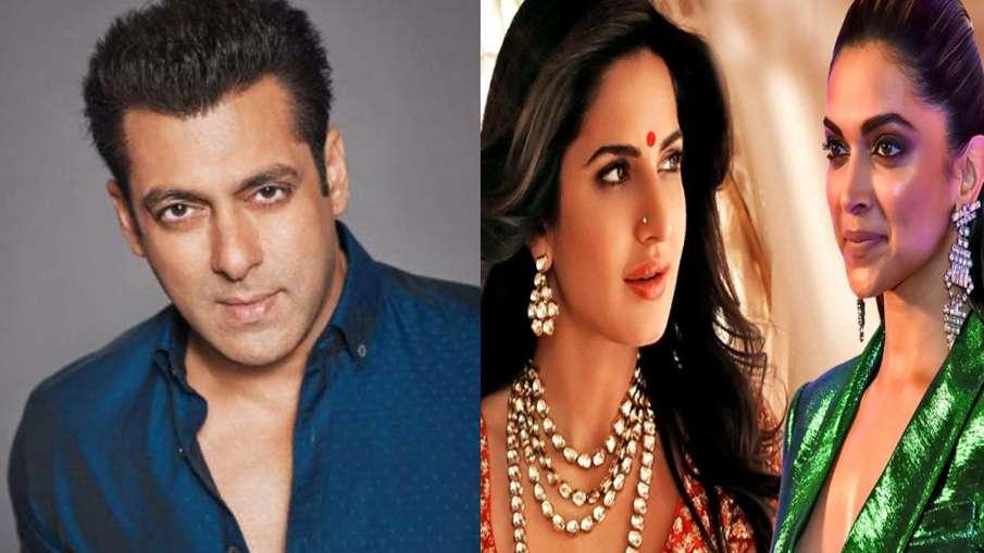 सलमान खान और कैटरीना...- India TV Hindi