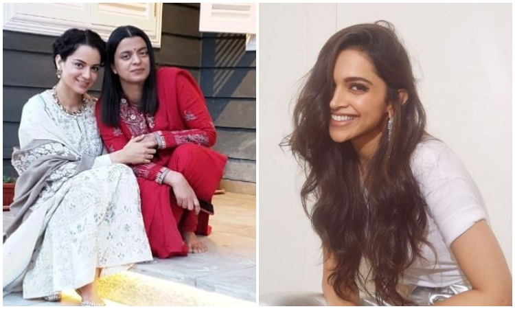 Kangana ranaut and deepika padukone- India TV Hindi