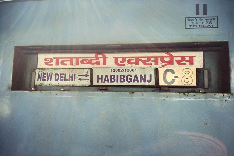 Man pulls chain of Delhi Habibganj Shatabdi Express to stops train for breakfast- India TV Hindi