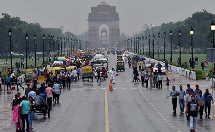 Delhi weather update and forecast by IMD- India TV Hindi