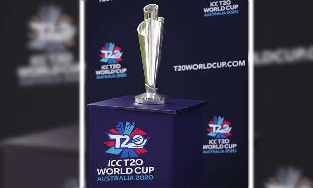 2020 ICC World Cup Trophy- India TV Hindi