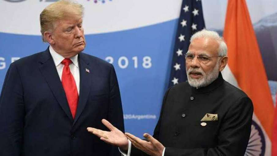Donald Trump and Narendra Modi| AP Photo- India TV Hindi