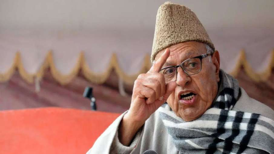 Farooq Abdullah's questioning by Enforcement Directorate in Chandigarh- India TV Hindi
