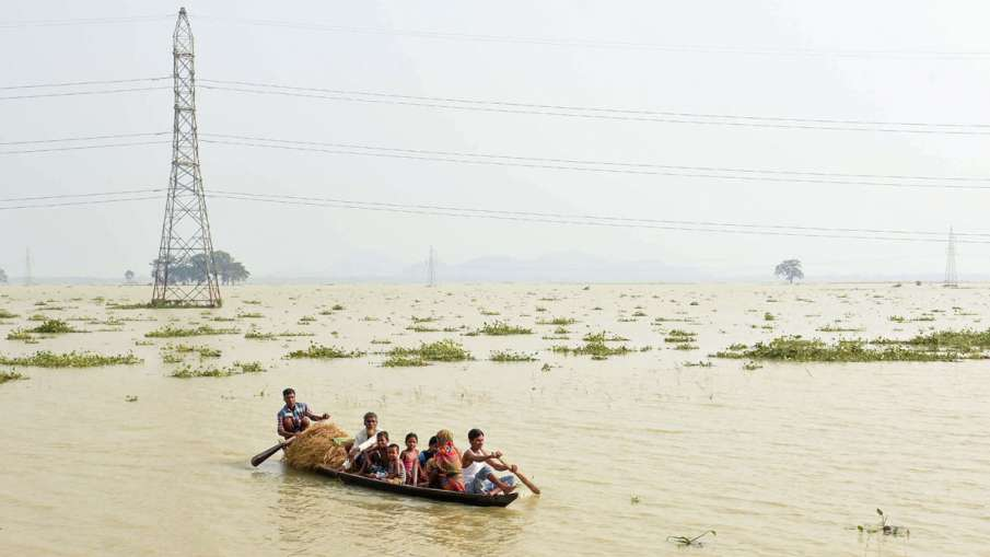Death count due floods in Assam, Bihar nears 150; over 1.15 crore affected- India TV Hindi
