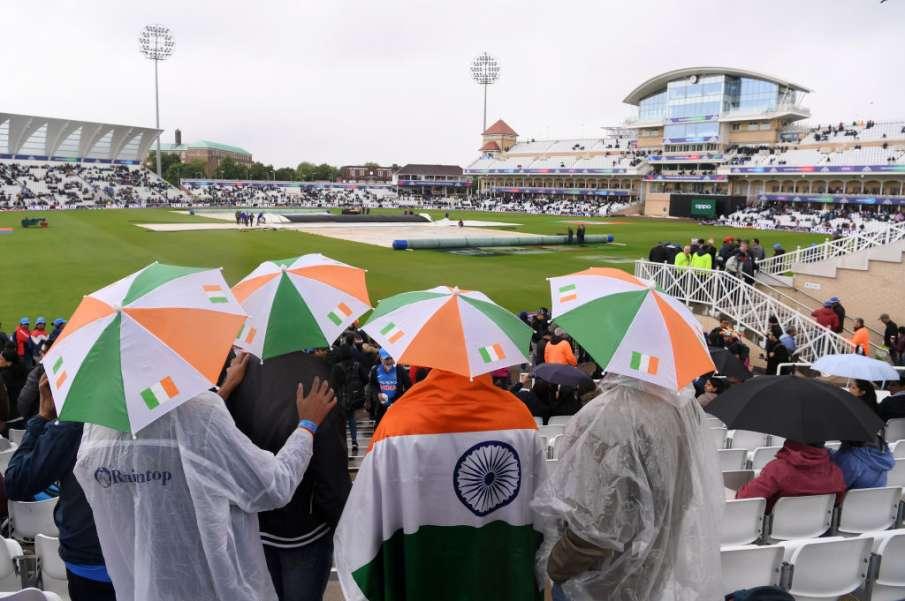 न्यूजीलैंड के खिलाफ सेमीफाइनल मुकाबले में बारिश बिगाड़ सकती है टीम इंडिया का खेल, जानिए क्या है भविष- India TV Hindi