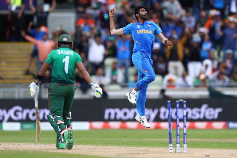 भारत बनाम बांग्लादेश, वर्ल्ड कप 2019: बांग्लादेश को हराकर सेमीफाइनल में पहुंचा भारत, रोहित और बुमराह- India TV Hindi