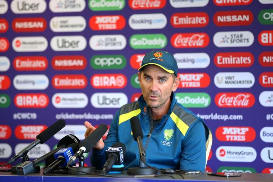 चोट से परेशान ऑस्ट्रेलिया, कोच लैंगर ने सेमीफाइनल से पहले वैकल्पिक खिलाड़ियों पर भरोसा जताया - India TV Hindi
