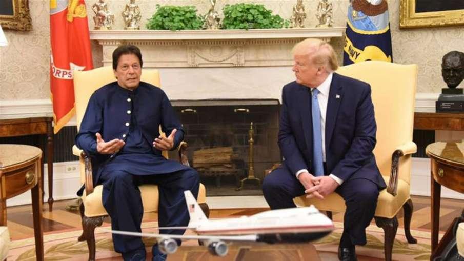 इमरान खान के अमेरिका दौरे की उपलब्धि पर पीएसपी ने उठाया सवाल- India TV Hindi