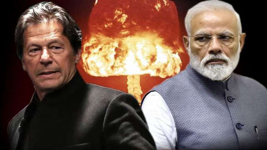 Pakistan willing to give up nuclear weapons if India does: Imran Khan- India TV Hindi