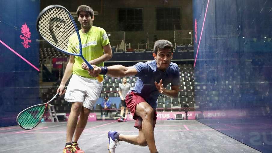स्क्वॉश खिलाड़ी सौरव...- India TV Hindi