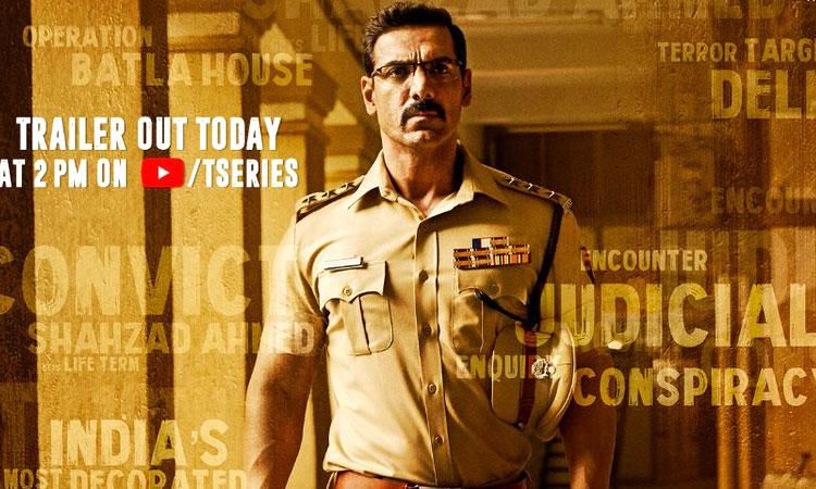 Official Trailer: Batla House | John Abraham,Mrunal...- India TV Hindi
