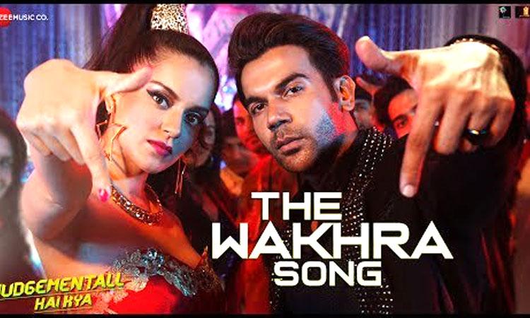 The Wakhra Song of Judgementall Hai Kya- India TV Hindi