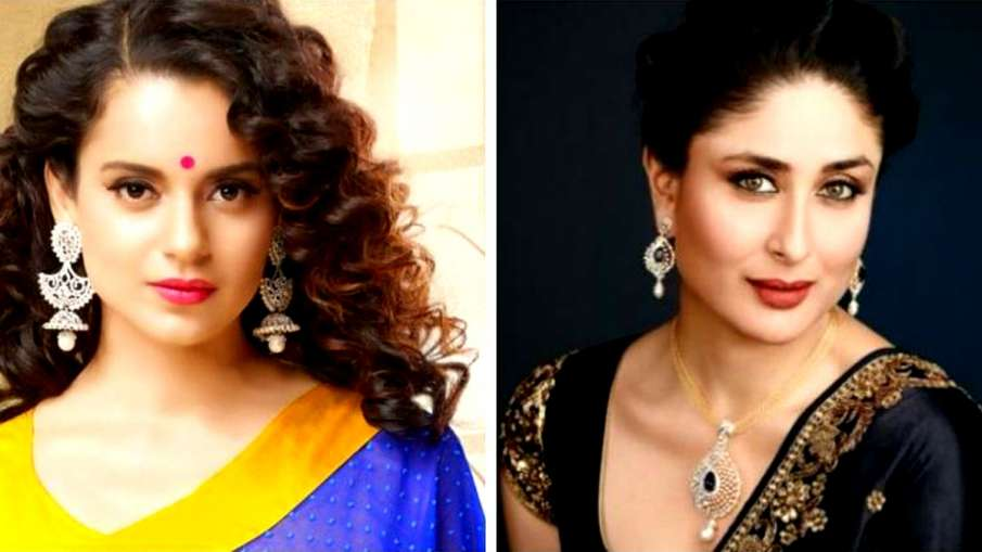 Kangana Ranaut and Kareena Kapoor- India TV Hindi