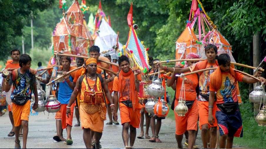 कांवड़ यात्रा- India TV Hindi