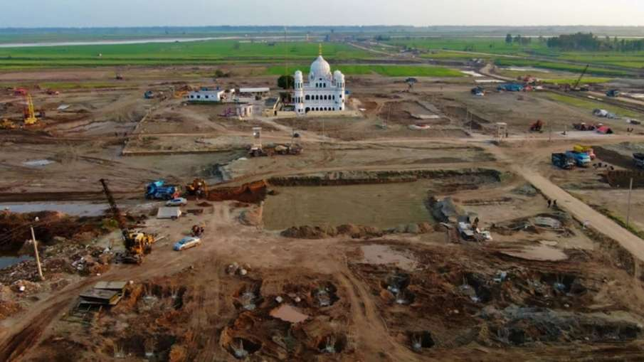 Kartarpur Corridor project enters in its final phase of completion- India TV Hindi
