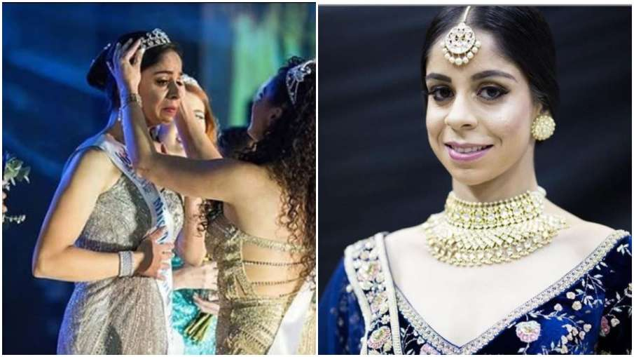 Miss Deaf World 2019- India TV Hindi
