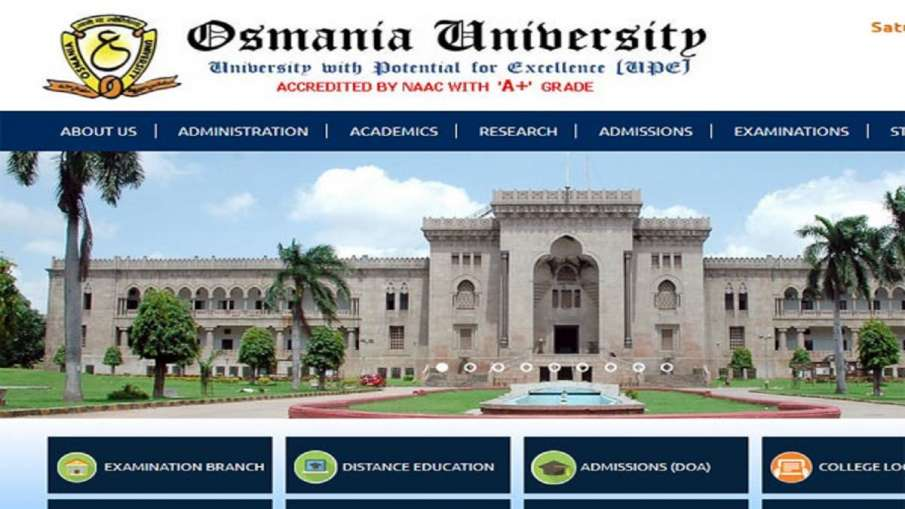 osmania university result 2019- India TV Hindi