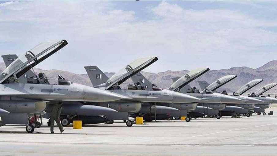 पाकिस्तान के एफ-16 लड़ाकू विमानों पर अमेरिका का बड़ा फैसला, ट्रम्प प्रशासन ने उठाया यह कदम- India TV Hindi