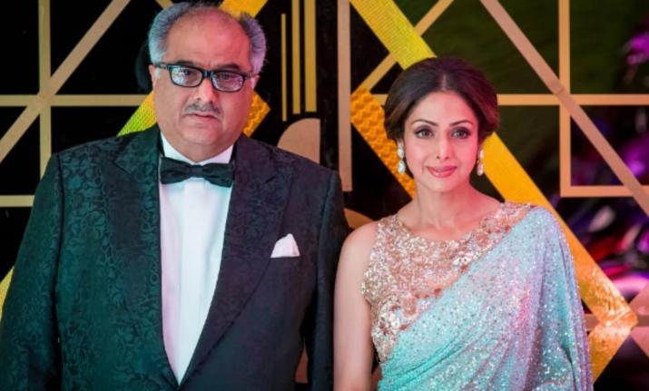 boney kapoor and Sridevi- India TV Hindi