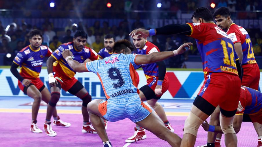 यूपी योध्दा बनाम गुजरात फार्च्यूनजायंट्स लाइव मैच स्ट्रीमिंग प्रो कबड्डी, चेक माय ड्रीम 11 टीम, यूपी- India TV Hindi