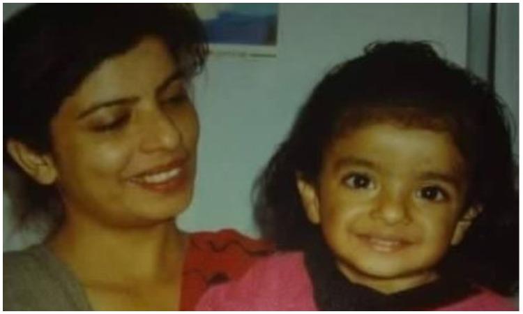 Priyanka chopra childhood Picture- India TV Hindi