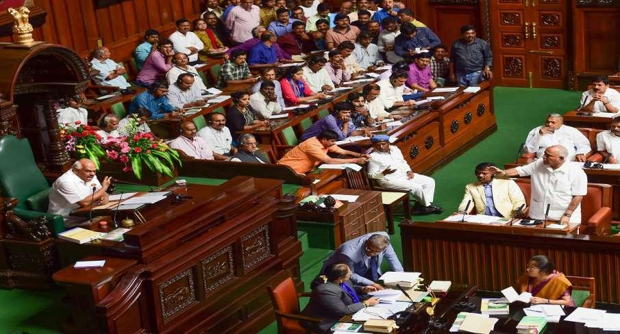 Former Karnataka chief minister and BJP State President...- India TV Hindi